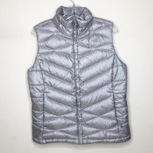 The North Face 550 Puffy Down Vest Woman's Large